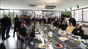 Fenerbahçe'de barbekü organizasyonu