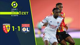 ÖZET | Lens 1-1 Lyon
