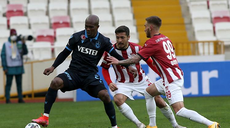 Sivasspor'un serisi 9 maça çıktı