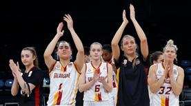 Galatasaray Kadın Basketbol Takımı'nda vakalar 13'e çıktı