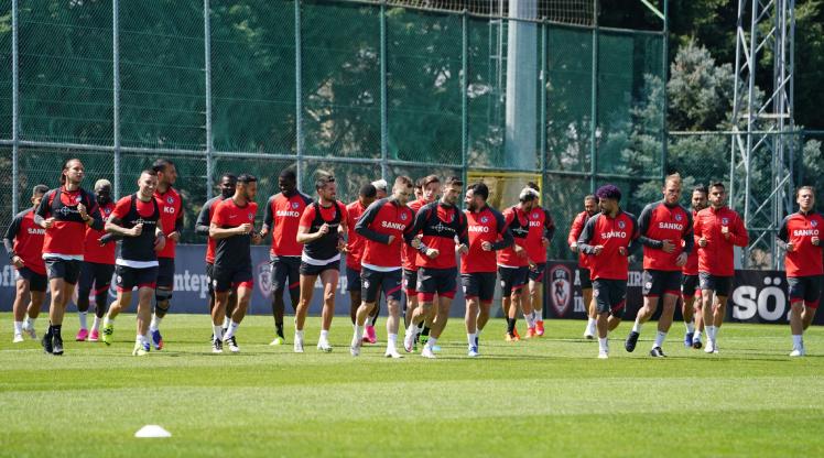 Gaziantep FK arayı değerlendirdi