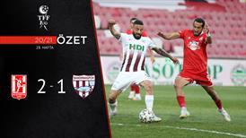 ÖZET | AE Balıkesirspor 2-1 RH Bandırmaspor