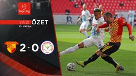 ÖZET | Göztepe 2-0 Çaykur Rizespor