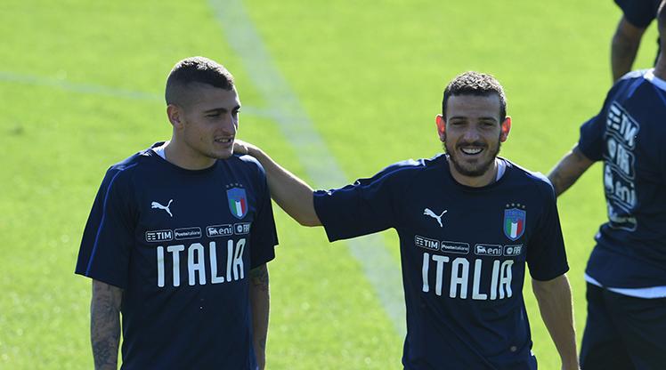 Verratti'nin ardından Florenzi de pozitif