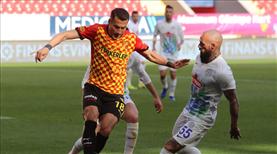 Göztepe - Ç. Rizespor maçının ardından