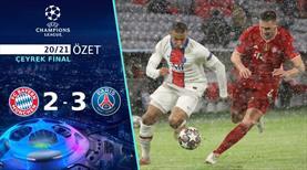 ÖZET   Bayern Münih 2-3 Paris Saint-Germain