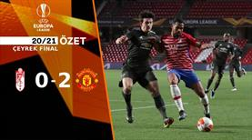 ÖZET | Granada 0-2 Manchester United