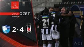 ÖZET | BB Erzurumspor 2-4 Beşiktaş