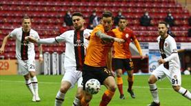 Galatasaray - F. Karagümrük maçının notları