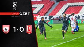 Y. Samsunspor 1-0 AE Balıkesirspor