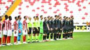 DG Sivasspor - İH Konyaspor maçının ardından