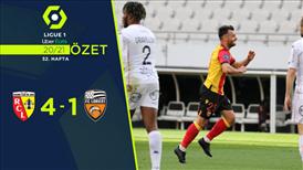ÖZET | Lens 4-1 Lorient