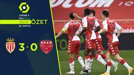 ÖZET | Monaco 3-0 Dijon