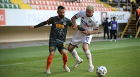 A. Alanyaspor - Y. Denizlispor maçının ardından