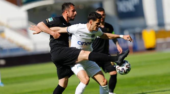 Kasımpaşa - H. Yeni Malatyaspor maçının ardından