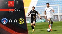 ÖZET | Kasımpaşa 0-0 H. Yeni Malatyaspor