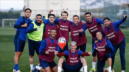 Trabzonspor beraberlik serisini bozma peşinde