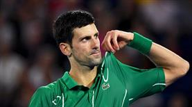 Djokovic'ten erken veda