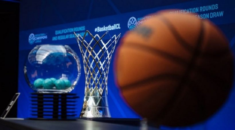 FIBA Şampiyonlar Ligi'nde 8'li final kuraları çekildi