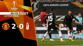 ÖZET | Manchester United 2-0 Granada