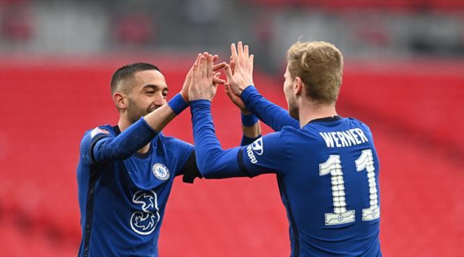 FA Cup'ta ilk finalist Chelsea!
