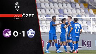 ÖZET | Ankara Keçiörengücü 0-1 Tuzlaspor