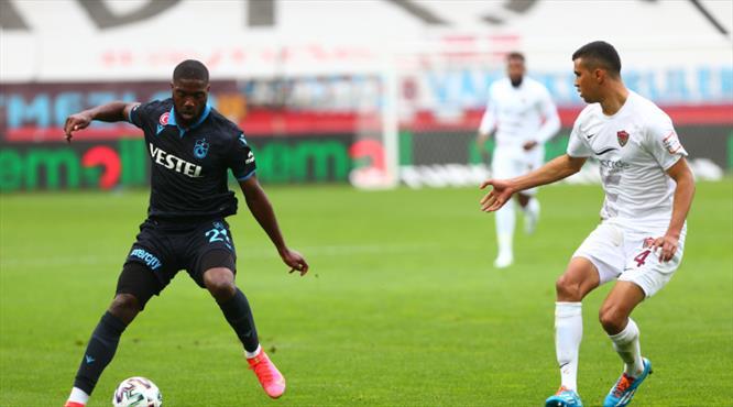 Trabzonspor - A. Hatayspor maçının ardından
