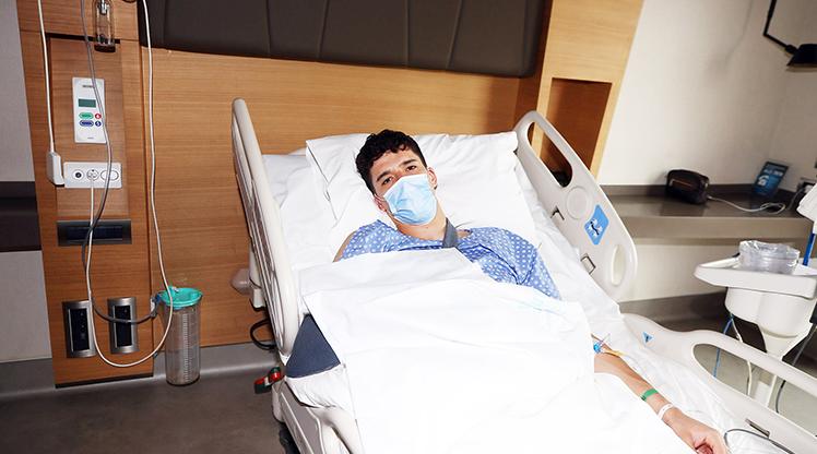 Altay'ın ameliyatı başarılı geçti