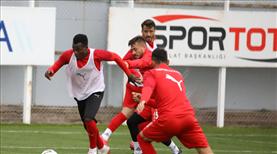 DG Sivasspor, Beşiktaş'ı bekliyor