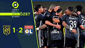 ÖZET | Nantes 1-2 Lyon