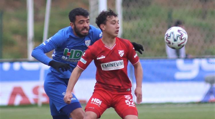 R.H. Bandırmaspor - B. Boluspor maçının ardından