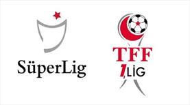 Süper Lig ve TFF 1. Lig'de saat değişikliği