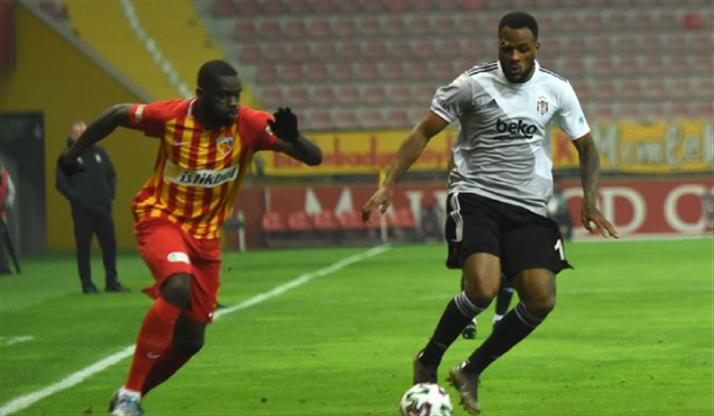 Beşiktaş ile HK Kayserispor 50. randevuda