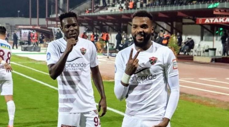 Boupendza ve Diouf'un gol krallığı yarışı