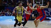 CSKA Moskova 78-67 Fenerbahçe Beko