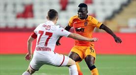 FTA Antalyaspor - Galatasaray maçının öne çıkan notları