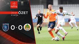 ÖZET | M. Başakşehir 0-0 A. Alanyaspor