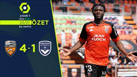 ÖZET | Lorient 4-1 Bordeaux