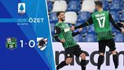 ÖZET | Sassuolo 1-0 Sampdoria