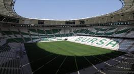 Karagümrük-Antalyaspor maçı Bursa'da oynanacak