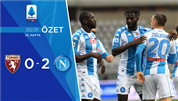 ÖZET   Torino 0-2 Napoli