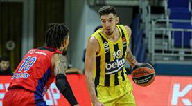 Fenerbahçe Beko kritik CSKA Moskova virajında