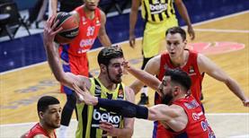 Fenerbahçe Beko, THY EuroLeague'e veda etti