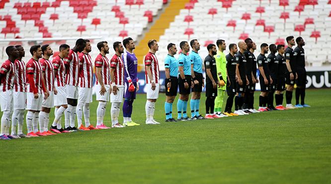 DG Sivasspor - H. Yeni Malatyaspor maçının ardından