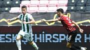 Eskişehirspor - Bursaspor maçının ardından