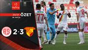 ÖZET | FTA Antalyaspor 2-3 Göztepe