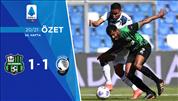 ÖZET | Sassuolo 1-1 Atalanta