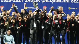Çebi'den kadın futbol takımına tam destek