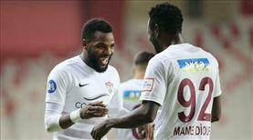 """""""Boupendza - Diouf ikilisi gururlandırıyor"""""""