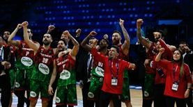 P. Karşıyaka'nın yarı finalde rakibi Zaragoza